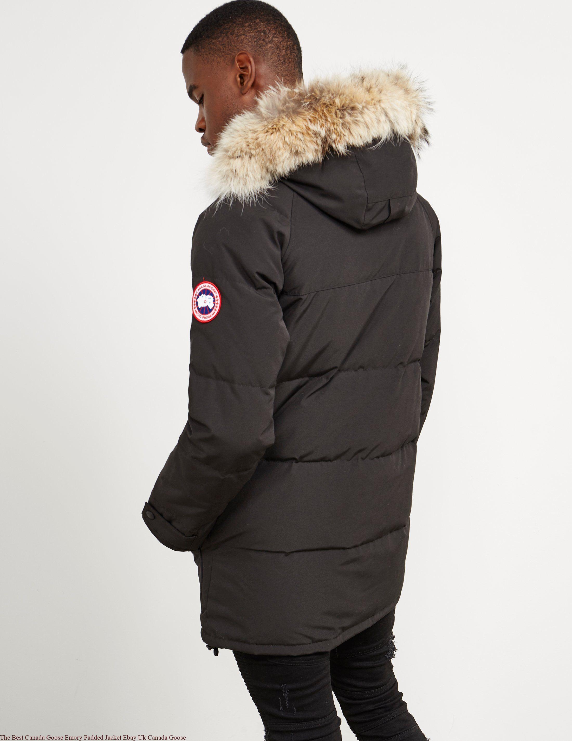 Canada Goose Ebay >> The Best Canada Goose Emory Padded Jacket Ebay Uk Canada Goose Uk
