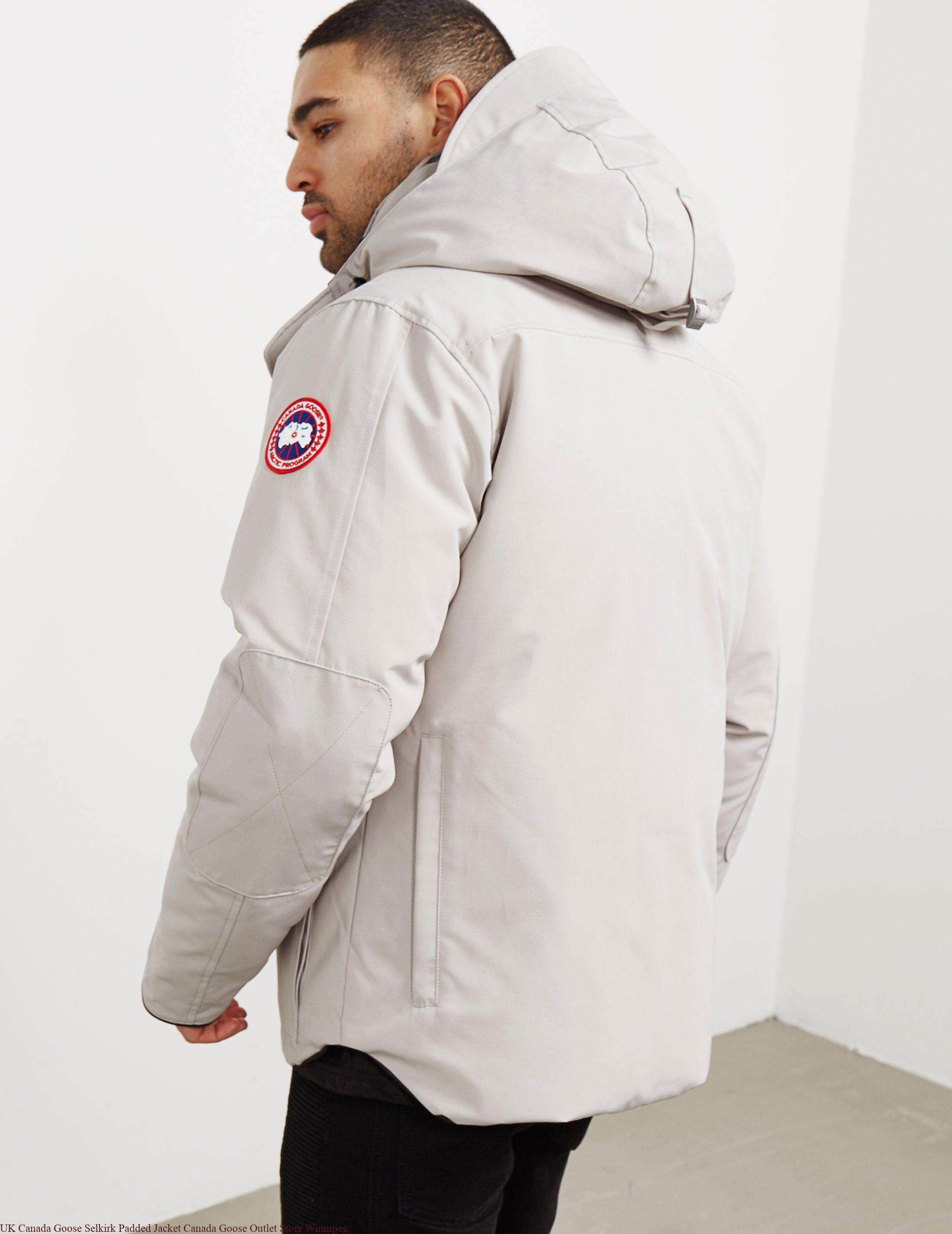 893e0e79984 UK Canada Goose Selkirk Padded Jacket Canada Goose Outlet Store Winnipeg –  UK Cheap Canada Goose Outlet Jackets On Sale